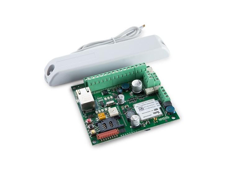 Airborne DC Dual Alarm transmitter